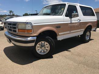 1994 Ford Bronco XLT in San Diego CA, 92110