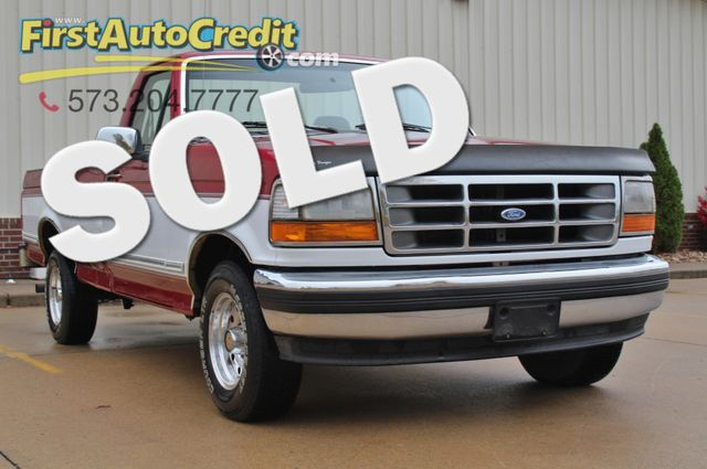 1994 Ford F-150 XLT in Jackson MO, 63755