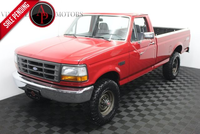 1994 Ford F-250 28k F250 5.8 LITER MANAUL in Statesville, NC 28677