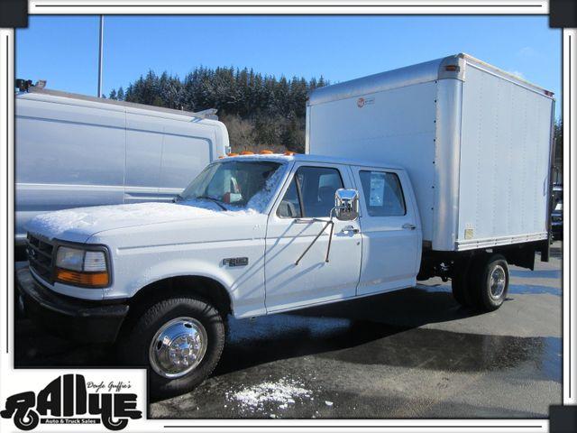 1994 Ford F350 XL 5.8L V8 Box Truck in Burlington, WA 98233