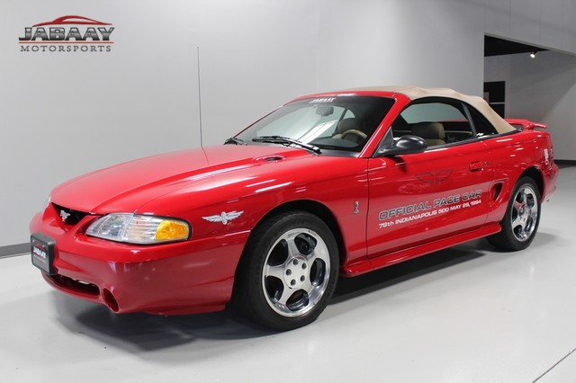 1994 Ford Mustang Cobra Pace Car Merrillville, Indiana 24