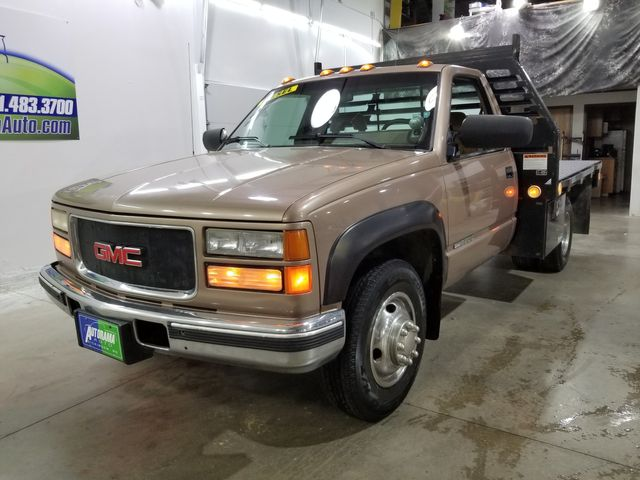 1994 GMC Sierra 3500 SLE 6.5 Turbo Flat bed