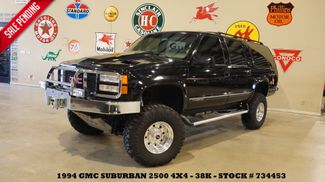 1994 GMC Suburban 2500 SLE 4X4 LIFTED,7.4L,SUPERCHARGED,WELD WHLS,38K in Carrollton, TX 75006