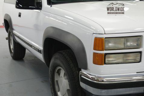 1994 GMC YUKON BLAZER. ONE OWNER. 70K ACTUAL MILES COLLECTOR. | Denver, CO | Worldwide Vintage Autos in Denver, CO