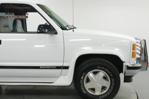1994 GMC YUKON BLAZER 55K ORIGINAL MILES COLLECTIBLE 4x4 LEATHER | Denver, CO | Worldwide Vintage Autos in Denver, CO