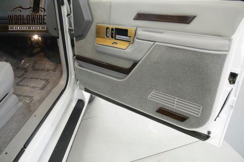 1994 GMC YUKON BLAZER 55K ORIGINAL MILES COLLECTIBLE 4x4 LEATHER   Denver, CO   Worldwide Vintage Autos in Denver, CO
