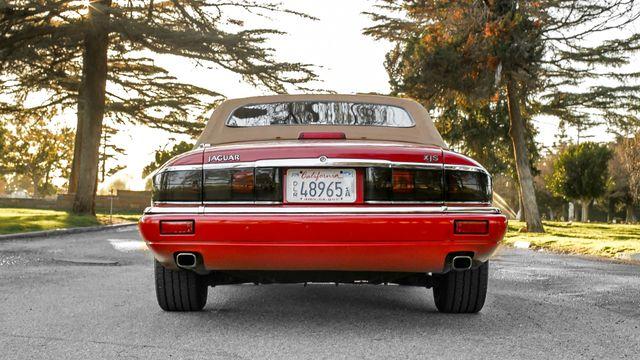 1994 Jaguar XJS Burbank, CA 8