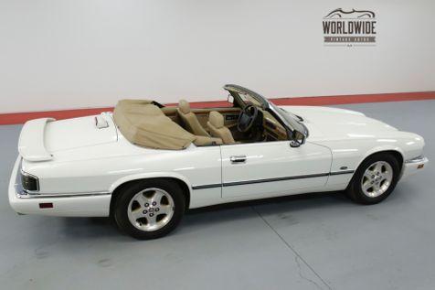 1994 Jaguar XJS  CONVERTIBLE 43,500 ORIGINAL MILE BEAUTIFUL | Denver, CO | Worldwide Vintage Autos in Denver, CO