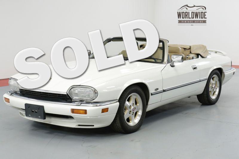 1994 Jaguar XJS  CONVERTIBLE 43,500 ORIGINAL MILE BEAUTIFUL | Denver, CO | Worldwide Vintage Autos