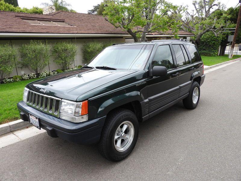 Used 1994 Jeep Grand Cherokee Laredo