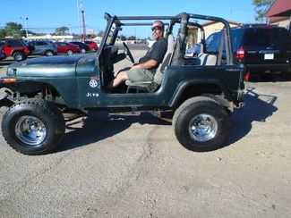 1994 Jeep Wrangler SE   Fort Worth, TX   Cornelius Motor Sales in Fort Worth TX