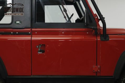 1994 Land Rover DEFENDER 90  NAS. 39K ORIGINAL MILES. COLLECTOR. 1 OWNER    Denver, CO   Worldwide Vintage Autos in Denver, CO