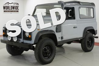 1994 Land Rover DEFENDER  300TDI TURBO R380 5 SPEED LHD SNORKEL  | Denver, CO | Worldwide Vintage Autos in Denver CO