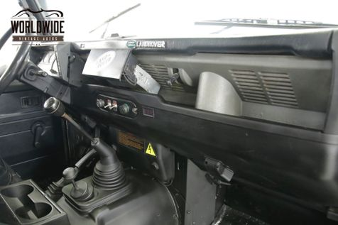 1994 Land Rover DEFENDER  300TDI TURBO R380 5 SPEED LHD SNORKEL  | Denver, CO | Worldwide Vintage Autos in Denver, CO