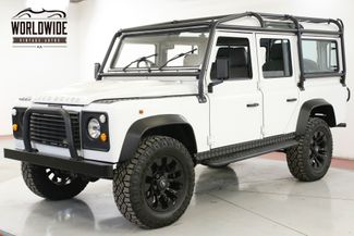 1994 Land Rover DEFENDER 300TDI TURBO DIESEL 5 SPEED EXT ROLL CAGE | Denver, CO | Worldwide Vintage Autos in Denver CO