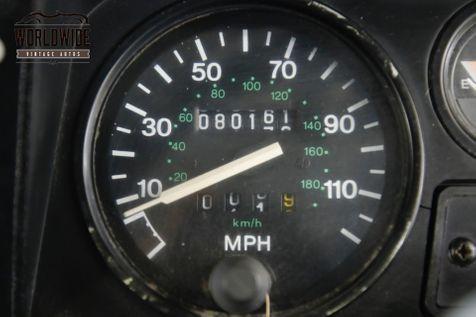 1994 Land Rover DEFENDER 300TDI TURBO DIESEL 5 SPEED EXT ROLL CAGE   Denver, CO   Worldwide Vintage Autos in Denver, CO