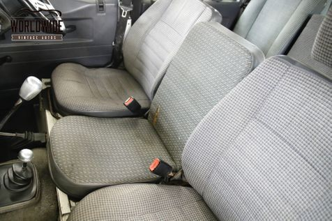 1994 Land Rover DEFENDER 300TDI TURBO DIESEL 5 SPEED EXT ROLL CAGE | Denver, CO | Worldwide Vintage Autos in Denver, CO