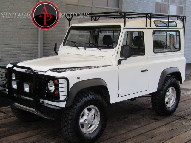 1994 Land Rover Defender D90 300 TDi