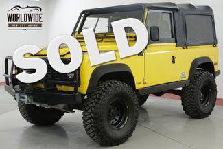 1994 Land Rover DEFNDER  RARE NAS SOFT TOP V8 LIFT LOW MILES! | Denver, CO | Worldwide Vintage Autos in Denver CO