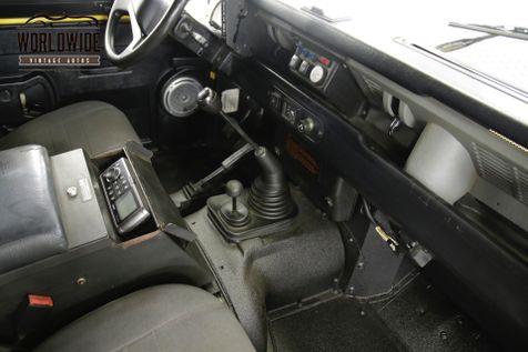 1994 Land Rover DEFNDER  RARE NAS SOFT TOP V8 LIFT LOW MILES! | Denver, CO | Worldwide Vintage Autos in Denver, CO