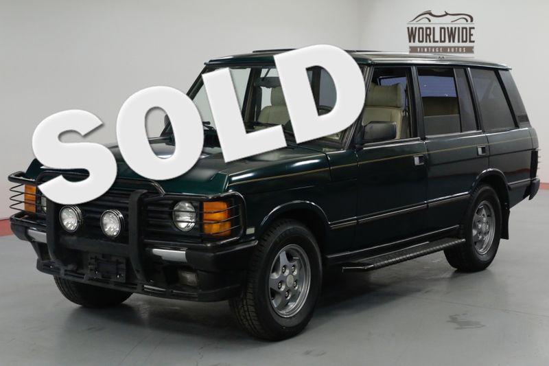1994 Land Rover RANGE ROVER LWB CLASSIC | Denver, CO | Worldwide Vintage Autos