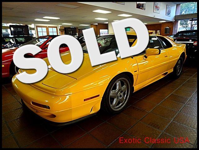 1994 Lotus Espirt S4 San Diego, California 0