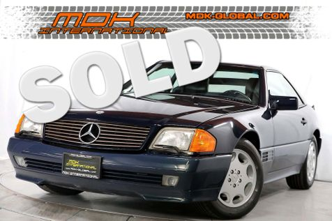 1994 Mercedes-Benz SL 500 - Only 43K miles - Service records in Los Angeles