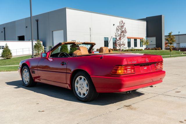 1994 Mercedes-Benz SL Class SL500 Chesterfield, Missouri 10