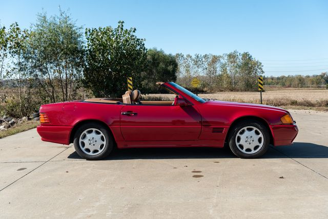 1994 Mercedes-Benz SL Class SL500 Chesterfield, Missouri 6
