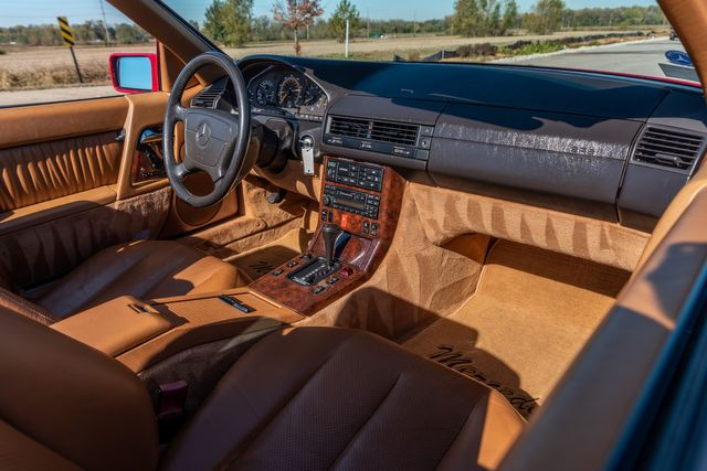 1994 Mercedes-Benz SL Class SL500 Chesterfield, Missouri 36