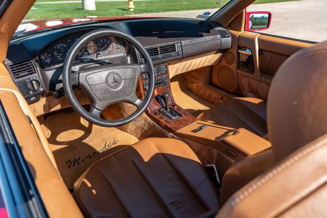 1994 Mercedes-Benz SL Class SL500 Chesterfield, Missouri 37