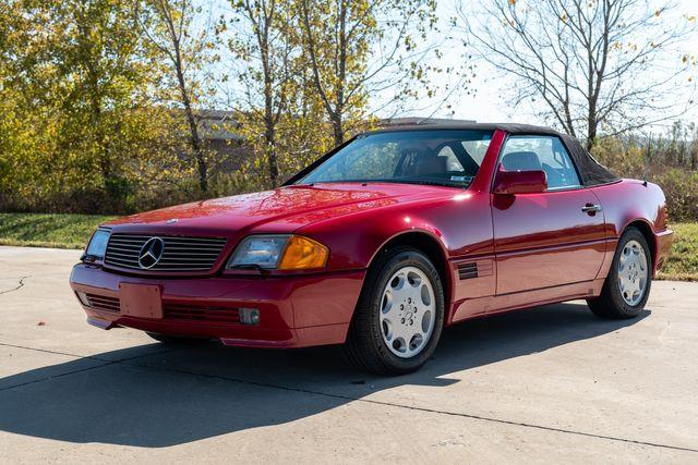 1994 Mercedes-Benz SL Class SL500 Chesterfield, Missouri 3