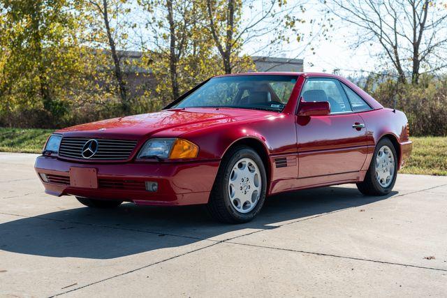 1994 Mercedes-Benz SL Class SL500 Chesterfield, Missouri 5