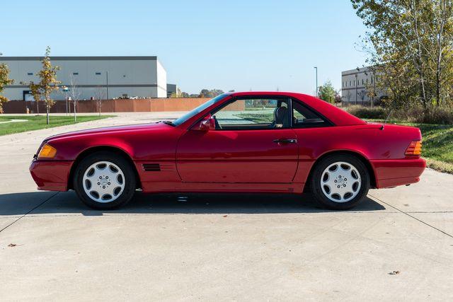 1994 Mercedes-Benz SL Class SL500 Chesterfield, Missouri 9