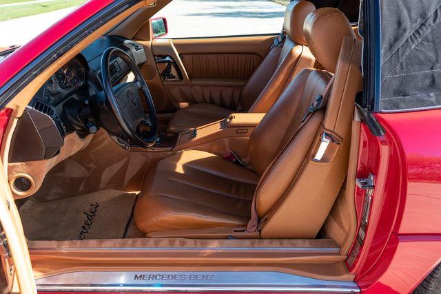 1994 Mercedes-Benz SL Class SL500 Chesterfield, Missouri 40
