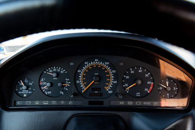 1994 Mercedes-Benz SL Class SL500 Chesterfield, Missouri 41