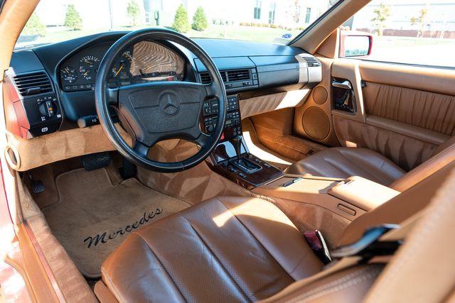 1994 Mercedes-Benz SL Class SL500 Chesterfield, Missouri 48