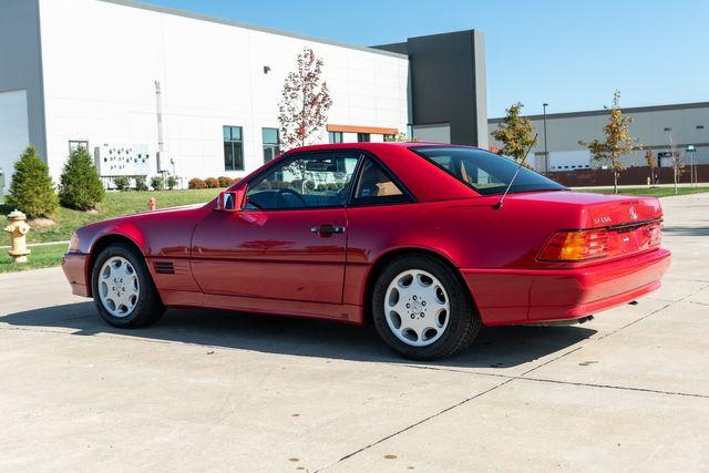 1994 Mercedes-Benz SL Class SL500 Chesterfield, Missouri 13