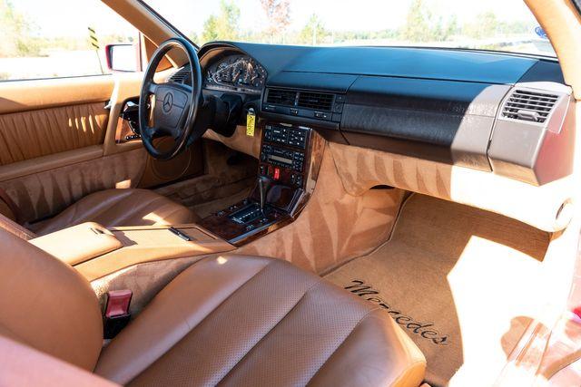 1994 Mercedes-Benz SL Class SL500 Chesterfield, Missouri 53