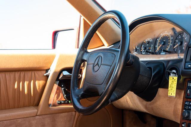 1994 Mercedes-Benz SL Class SL500 Chesterfield, Missouri 55