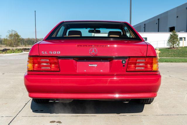 1994 Mercedes-Benz SL Class SL500 Chesterfield, Missouri 16
