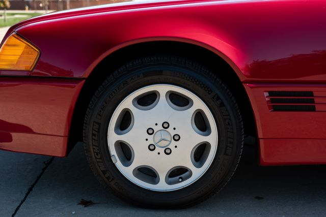 1994 Mercedes-Benz SL Class SL500 Chesterfield, Missouri 71