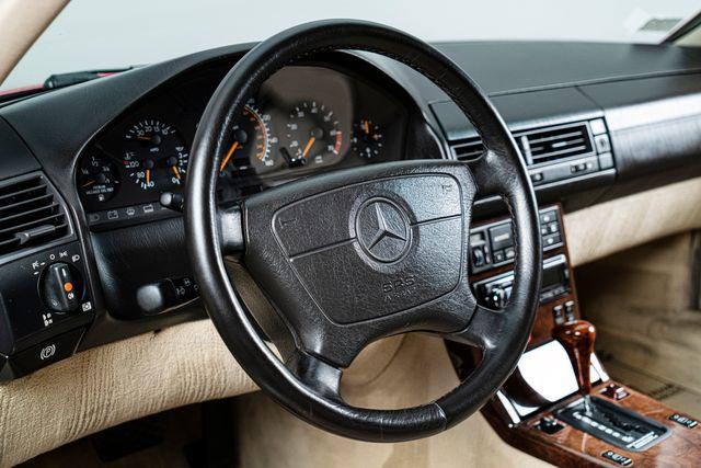 1994 Mercedes-Benz SL500 Roadster in Addison, TX 75001