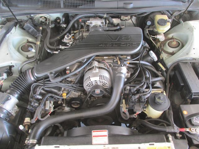 1994 Mercury Cougar XR7 Gardena, California 14