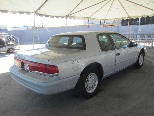 1994 Mercury Cougar XR7 Gardena, California 2