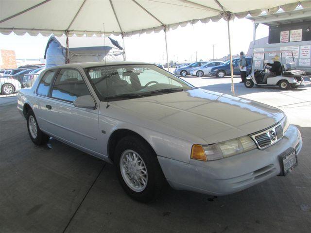 1994 Mercury Cougar XR7 Gardena, California 3