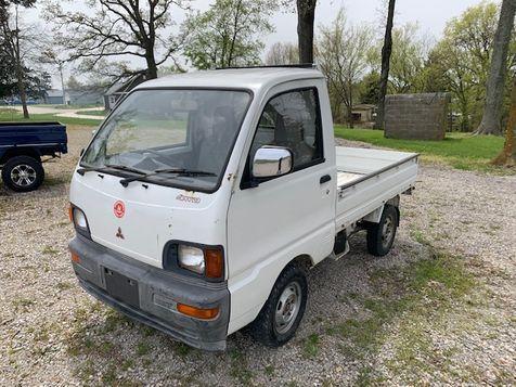1994 Mitsubishi 4wd Japanese Minitruck   | Jackson, Missouri | GR Imports in Jackson, Missouri