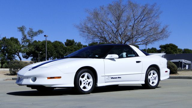 1994 Pontiac TRANS AM Trans Am GT 25TH Anniversary 4600 ORIG MILES in Phoenix, Arizona 85027