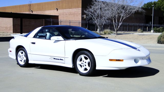 1994 Pontiac TRANS AM Trans Am GT 25TH Anniversary 4600 ORIG MILES in Phoenix, Arizona 85027