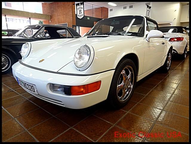 1994 Porsche  964 Carrera 2 Cabriolet La Jolla, California 5